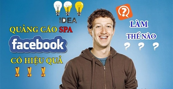 Marketing Fanpage facebook dịch vụ Spa hay Hair Salon